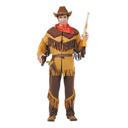Western cowboy costume for a man