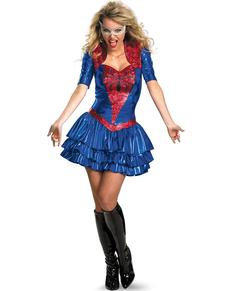 Sexy Spidergirl Adult Costume