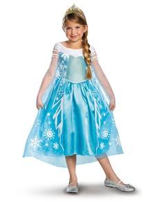 Elsa Frozen Prestige Child Costume