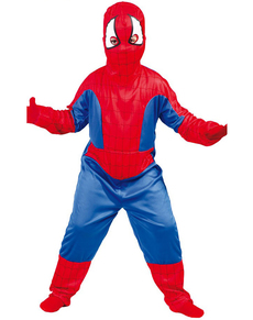 Boys Spiderman Costume