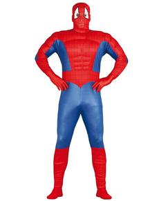 Mens Arachnid Superhero Costume