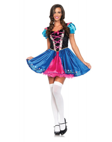 Woman's Princess Anna Costume