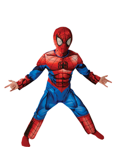 Spiderman Muscle Costume from Ultimate Spiderman